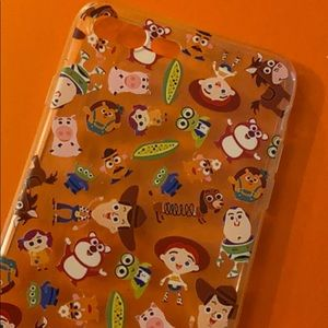 Toy story 3 iPhone case